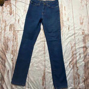 Boston Proper Paris Fit jeans-medium wash-size 4